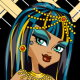 Школа монстров: королева Клео | Monsterhigh: Queen Cleo